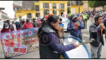 Proclaman a Tico López como candidato a la Alcaldía de Potosí