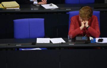 Alemania pide más restricciones para frenar una pandemia que ha mermado la salud y los derechos