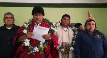 El MAS designa a Jhonny Mamani como candidato a gobernador y a Marcelino Choquehuanca para alcalde de Potosí