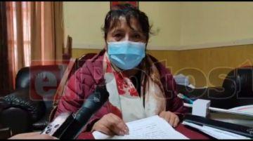La presidenta del Concejo dice que Azucena Fuertes no puede volver a su curul