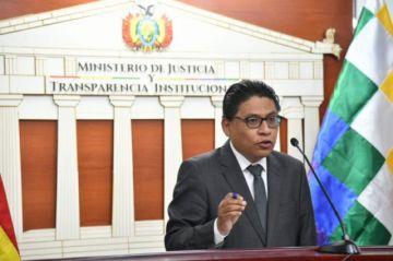 Ministro de Justicia anticipa que referendo sobre reforma judicial podría ser después del 7 de marzo
