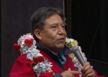 """David Choquehuanca: """"Tenemos que superar resentimientos, no podemos seguir alimentando división"""""""