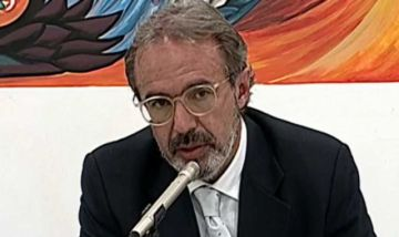 Jorge Richter es designado como Vocero Presidencial