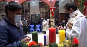 Gobernación comparte actividades navideñas pese a la pandemia del coronavirus