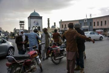 Reportan que hay decenas de talibanes abatidos durante unos combates en el sur de Afganistán
