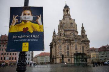 Alemania decreta un confinamiento parcial contra el covid-19
