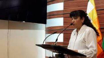 Senadora Santa María pide informe ante anuncio sobre la posibilidad de la llegada de médicos cubanos