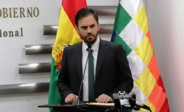 """Gobierno denuncia al exdirector del Segip por """"robo de la privacidad"""" de 592 personas"""
