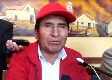 Félix Santos es candidato a la Gobernación de Potosí