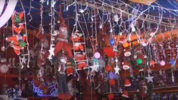 La Feria Navideña en San Bernardo ya oferta sus productos