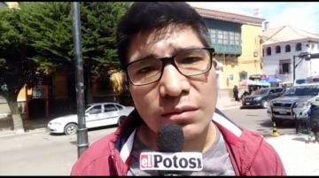 Exdirigente de Comité de Movilización pide que se procese a más de 200 mil potosinos