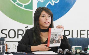 Nadia Cruz  está entre las 10 finalistas para asumir la Secretaría Ejecutiva de la CIDH