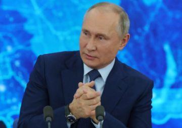 Putin espera resolver las diferencias con EEUU durante el mandato de Biden