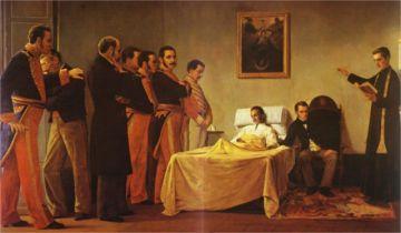 Es el 190 aniversario de la muerte de Simón Bolívar