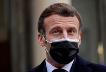 El presidente francés Emmanuel Macron da positivo a coronavirus