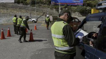 ¿Fue multado por violar la cuarentena? decreto elimina las multas a infractores