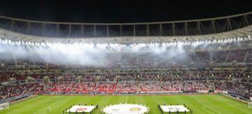 Catar inaugura nuevo estadio con 20.000 espectadores negativos al covid-19