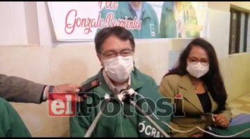 Demócratas abren su tienda de campaña en Potosí