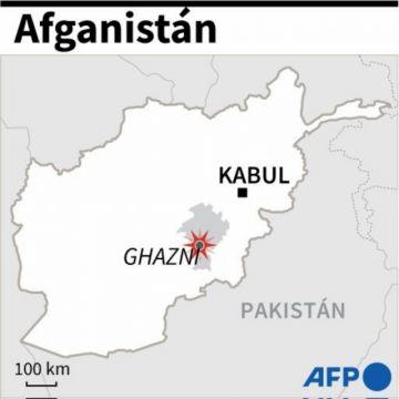 Reportan que hay 15 muertos, todos niños, por una explosión en el este de Afganistán