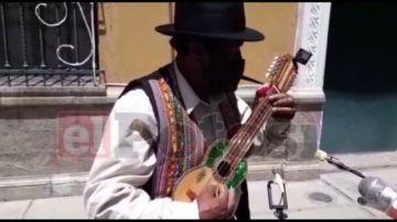 Concierto del charango que se realizará hoy en el Cuarto Centenario