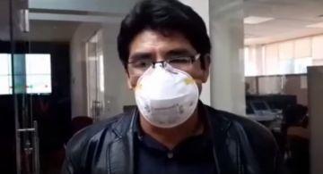 ¿Qué cantidad de vacunas contra el coronavirus ya ha solicitado el gobernador para Potosí?