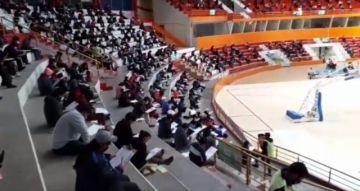 Maestros rinden el examen de ascenso de categoría en Potosí