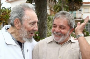 Lula da Silva viaja a Cuba para documental de Oliver Stone, según diario oficial