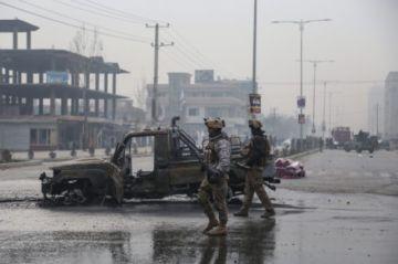 Nueve muertos en la explosión de un coche bomba en Afganistán