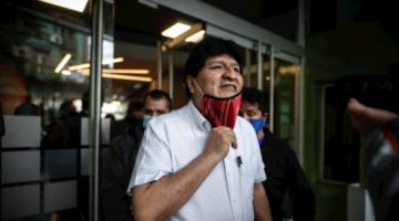 El MAS tiene 80% de sus candidaturas a las subnacionales definidas, según Morales
