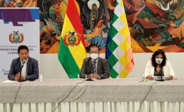 Bolivia restringirá ingreso de pasajeros provenientes Europa desde el 25 de diciembre
