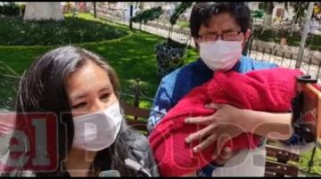Padres de bebé prematuro buscan ayuda para una cirugía