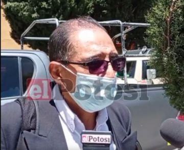 UCS en Potosí pide la renuncia del presidente del TSE