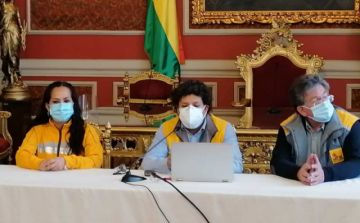 Bloqueo epidemiológico en Sopocachi iniciará este sábado 26 de diciembre