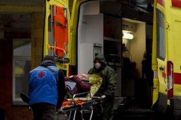 Rusia bate un récord de muertes y contagios por coronavirus