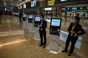 China suspende sus vuelos con el Reino Unido