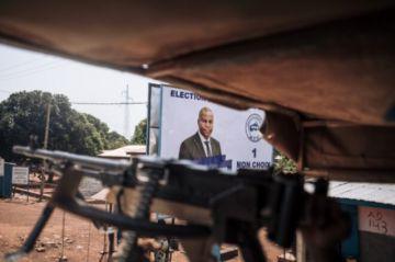 República Centroafricana vive jornada de elecciones generales marcadas por la violencia y el miedo