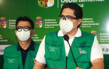 La velocidad de propagación de contagio del coronavirus aumenta el 50% en Santa Cruz