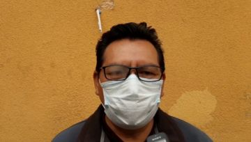 René Joaquino intentará volver a la Alcaldía de Potosí