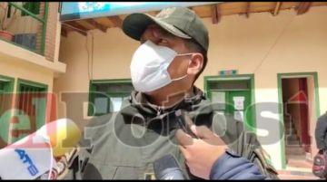 Este fin de semana la Policía levantó siete fallecidos en Potosí