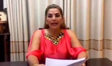 Jeanine Añez renuncia a su militancia en  Demócratas