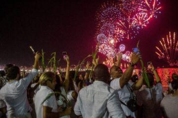 Rio de Janeiro bloqueará el acceso a sus playas la noche del 31