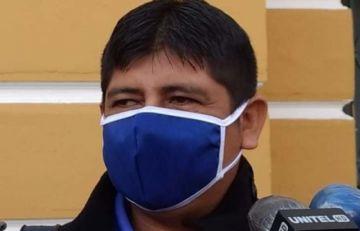 """Diputado masista confiesa que """"lagrimeó"""" por la salida de Eva Copa del MAS"""