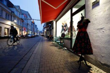 Los centros urbanos de Alemania, desiertos a causa del covid-19
