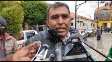 """Jesús Nina acusa al gobernador de Potosí de ser autor intelectual de su """"secuestro"""""""
