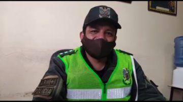 Tránsito en Potosí reporta varios accidentes con heridos y un fallecido a causa de atropello