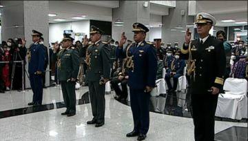 Nuevo comandante de las FFAA dice que esclarecerá hechos violentos de 2019