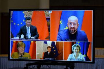 Líderes de China y la UE buscan definir un acuerdo sobre inversiones
