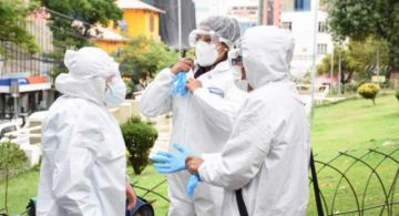 La Paz: Bloqueo epidemiológico en Sopocachi detectó 27 casos COVID con pruebas rápidas