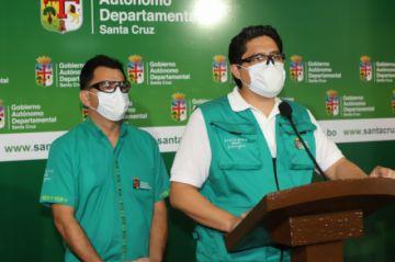 Santa Cruz ha acumulado en diciembre 7.013 casos con 669 contagios nuevos