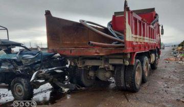 Dos personas fallecen en accidentes de tránsito en la Doble Vía La Paz-Oruro